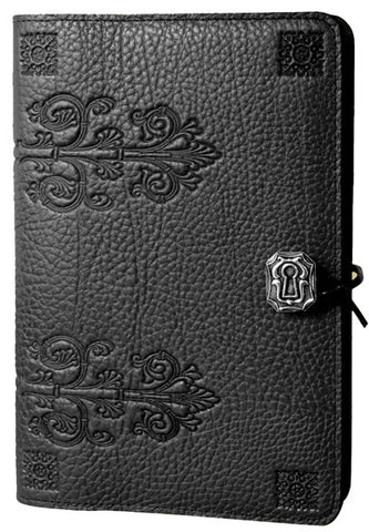 Oberon Design - da Vinci Large Refillable Leather Journal