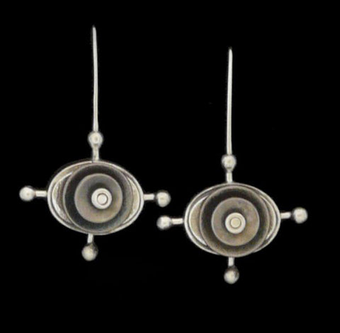 Kenneth Pillsworth Jewelry - Satellite Earrings
