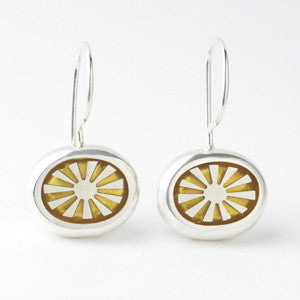 Victoria Varga - Rays Earrings