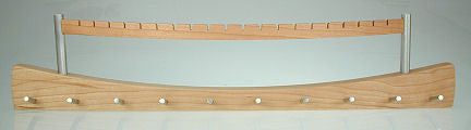 Davin & Kesler Woodworking - 10 over 10 Jewelry Hanger - Cherry