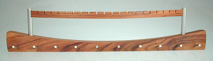 Davin & Kesler Woodworking - 10 over 10 Jewelry Hanger - Pau Ferro