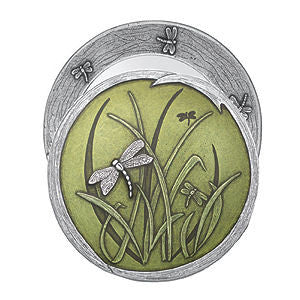 Danforth Pewter - Dragonfly Purse Mirrors