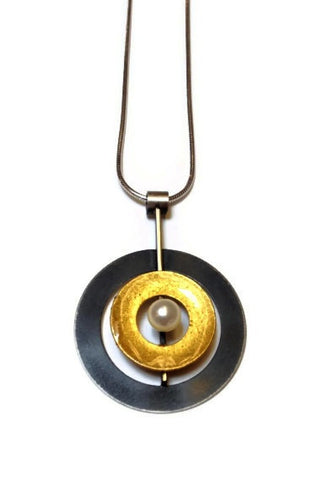 Mar Jewelry - Bulls Eye Pendant