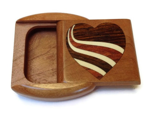 Heartwood Creations - Swirl Heart Secret Box