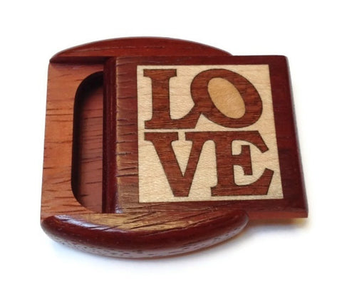Heartwood Creations - Secret Boxes - Love Inlay Box