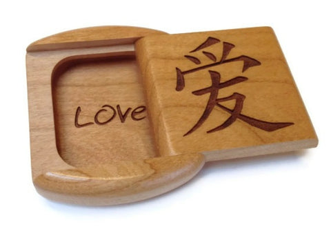 Heartwood Creations - Secret Boxes - Chinese Love Box
