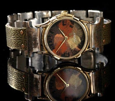 WatchCraft - Minstrel Brass Series Watch