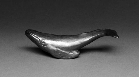 AS Batle Company - Small Whale Graphite Object