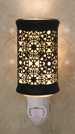 The Porcelain Garden - Casablanca - Silhouette Night Light