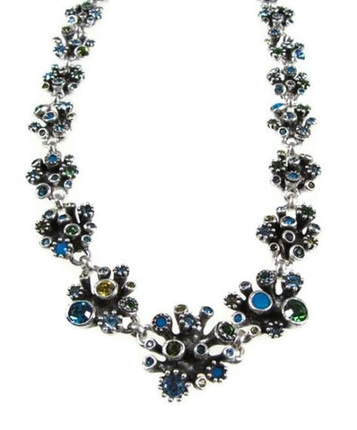 Patricia Locke Jewelry - Garland Necklace in Surf