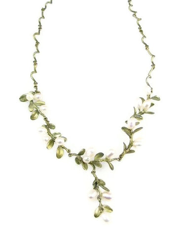 Silver Seasons - Michael Michaud - Boxwood Necklace