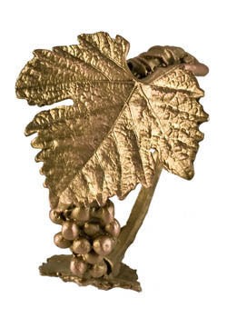 Michael Michaud - Table Art - Grape Vines Napkin Rings