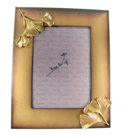 Michael Michaud - Table Art - 5x7 Ginkgo Frame