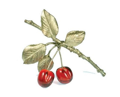 Silver Seasons - Michael Michaud - Morello Cherry Pin