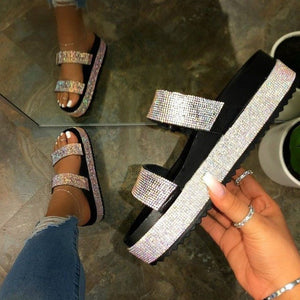 Like A Diamond Sandals