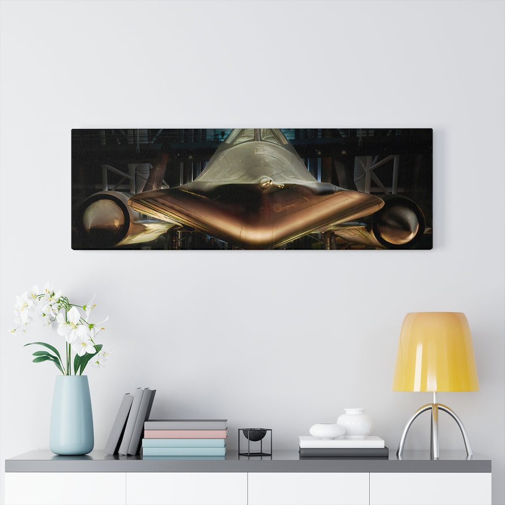 Gallery Wrap - Aircraft - SR-71, Michael Cahill
