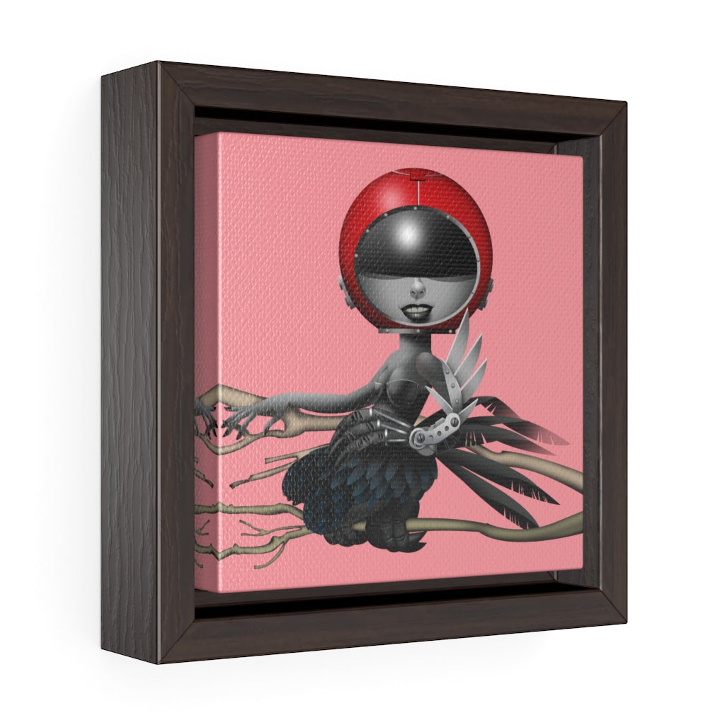 Framed Gallery Wrap - Measures, Amy Ning
