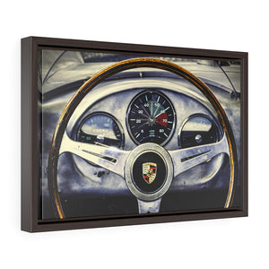 Framed Gallery Wrap Canvas - Revs Up, John Straub