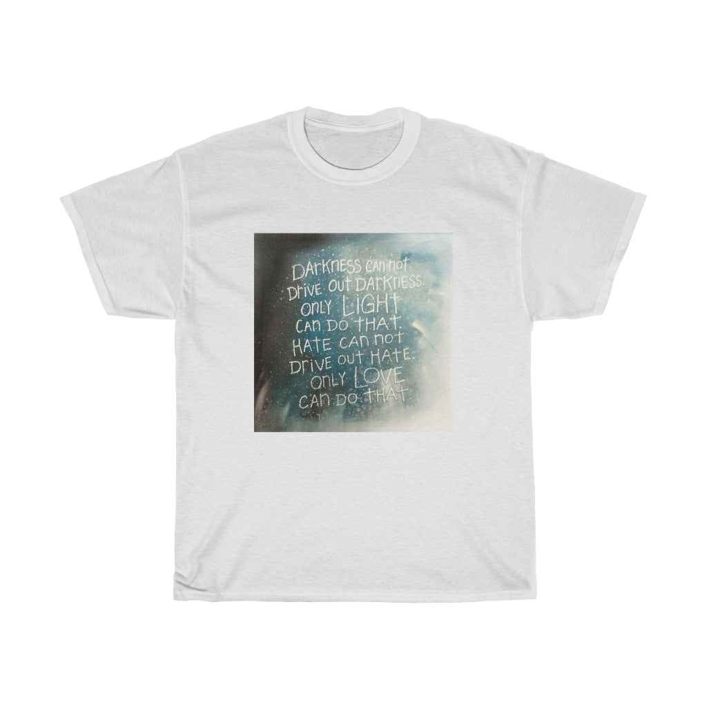 T-Shirt - A Hero's Words, Laura Seeley