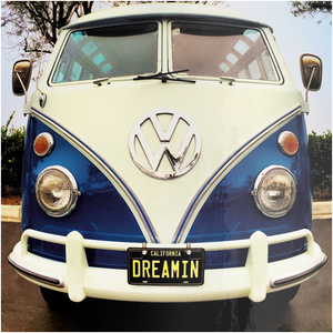 Metal Print - California Dreamin', John Straub
