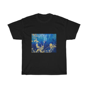 T-Shirt - Wildflower Abstract 1, Jonathan Molvik