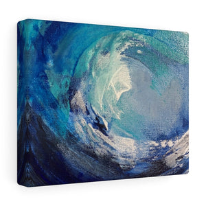 Gallery Wrap - Wave Swirl, Laurie Miller