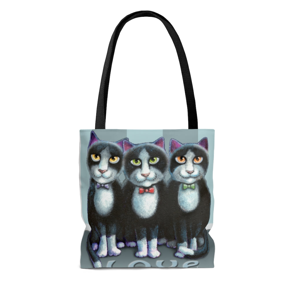 Tote Bag - Boys' Night Out, Laura Seeley