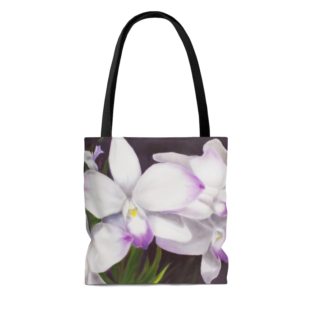 Tote Bag - Spray of Delight, Phoebe Siemion