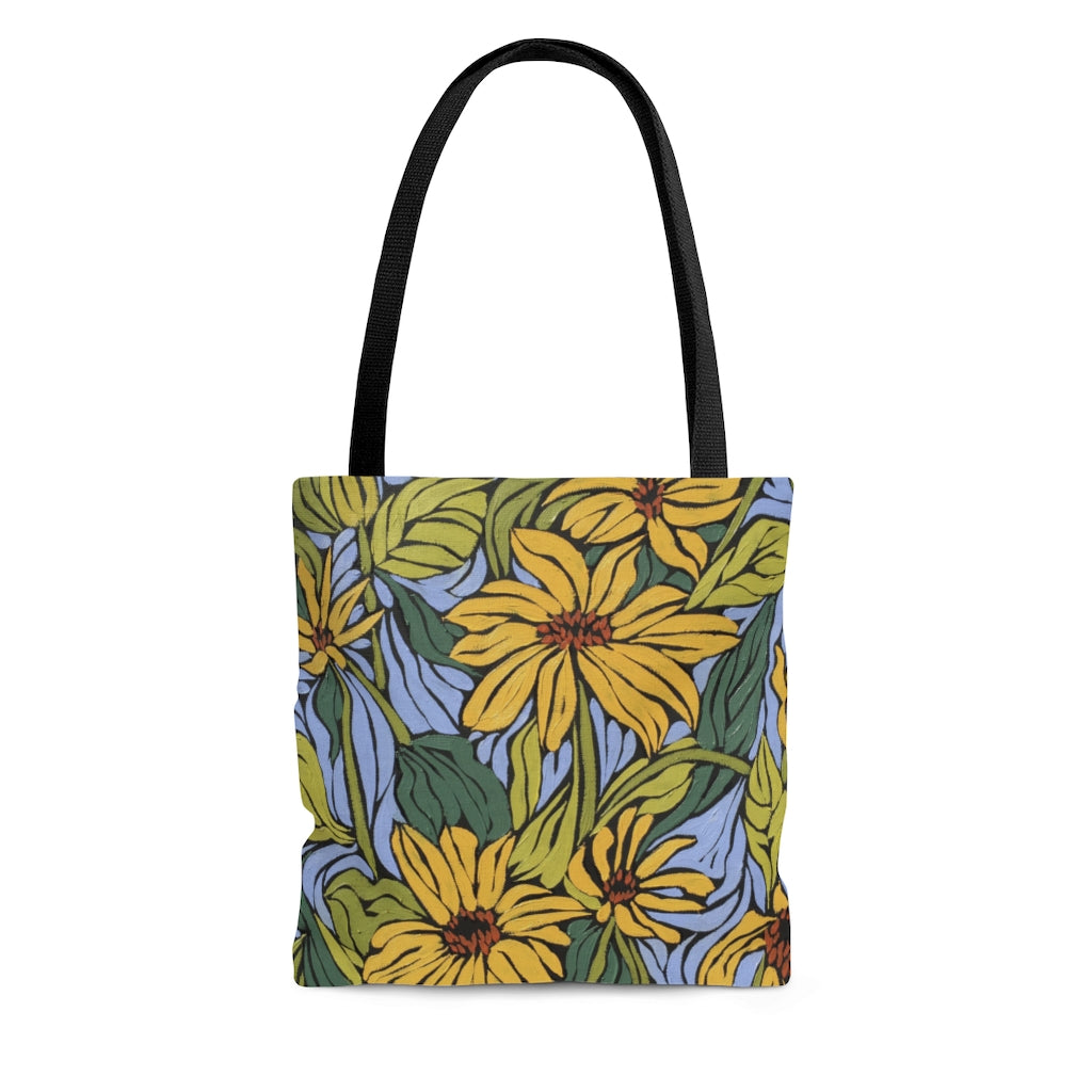 Tote Bag - Sun Power, Monique Straub