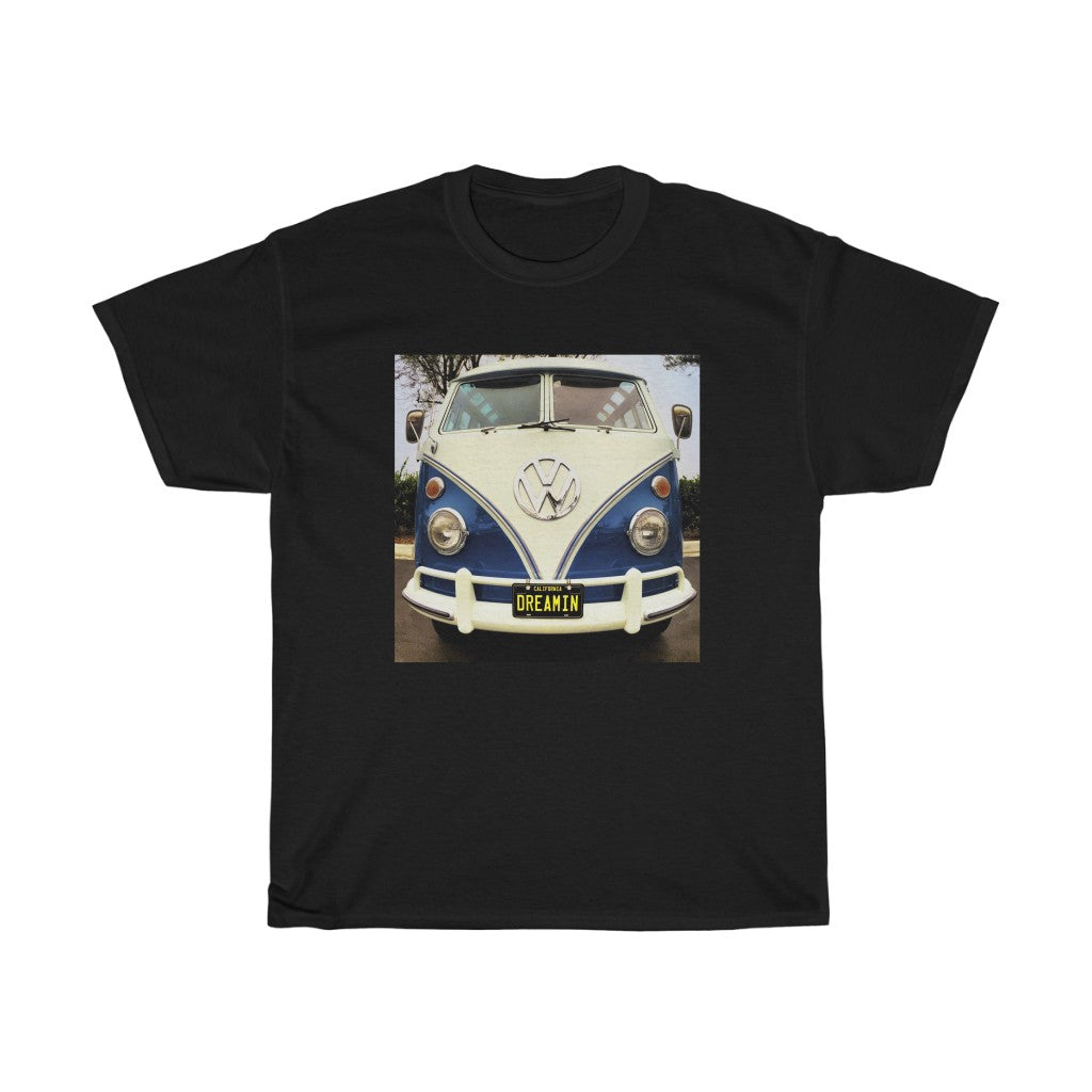 T-Shirt - California Dreamin', John Straub