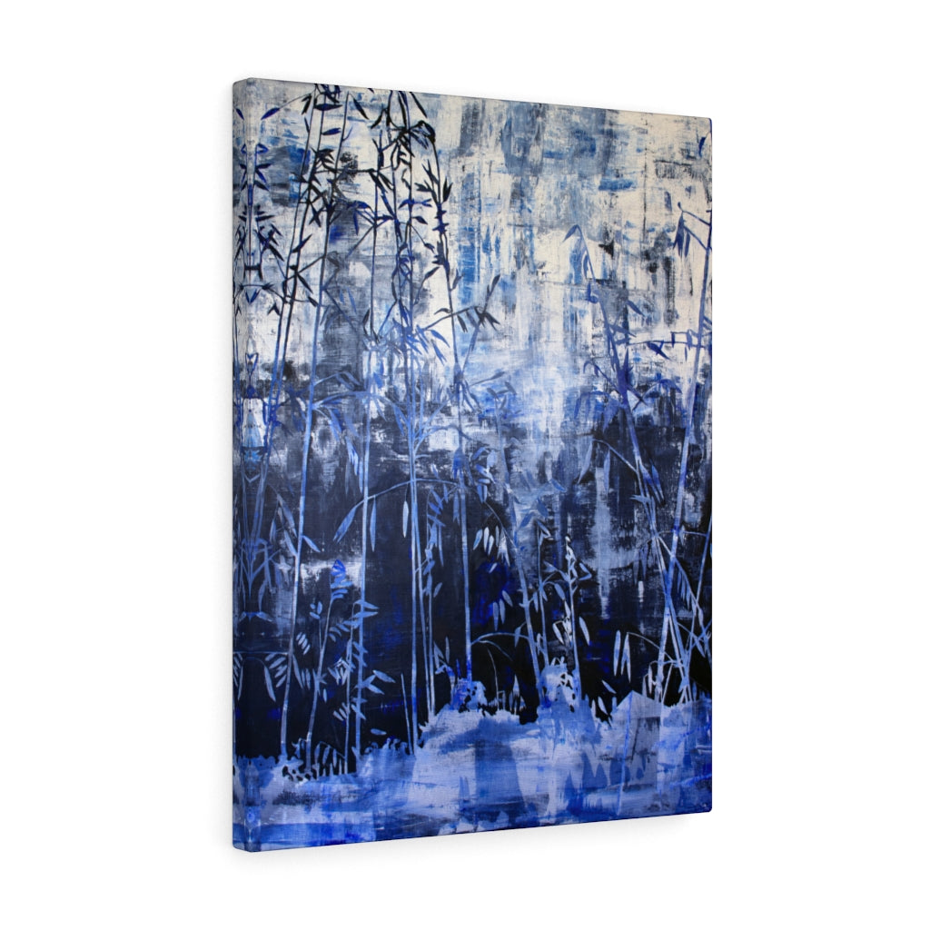Gallery Wrap - Hillside Abstract, Jonathan Molvik