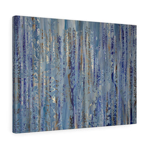 Gallery Wrap - Forest Abstract 1, Jonathan Molvik