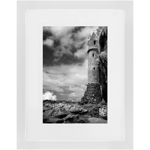 Framed Print - Victoria Tower, Laguna Beach, Pat Cahill