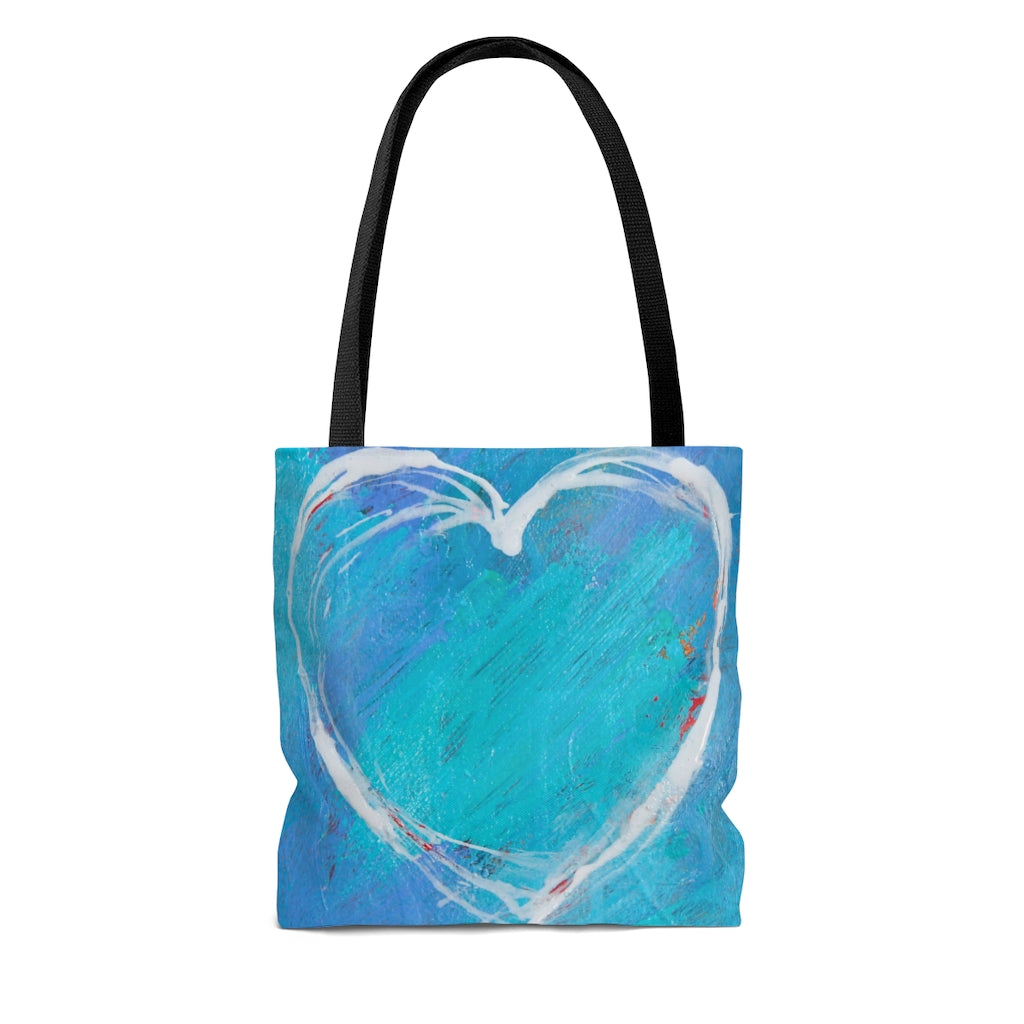 Tote Bag - Heart of Hearts, Meryl Epstein