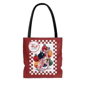 Official Holiday 2020 Art-A-Fair Tote Bag