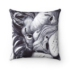 Pillow - growl, mosart studios