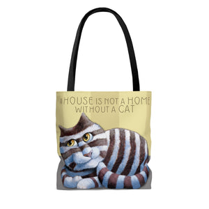 Tote Bag - Waiting for You, Laura Seeley