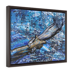 Framed Gallery Wrap - Deliverance, Joan Betts