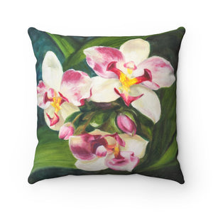Pillow - Hawaiian Blooms #1, Phoebe Siemion