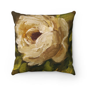 Pillow - White Rose, Ferial Nassirzadeh