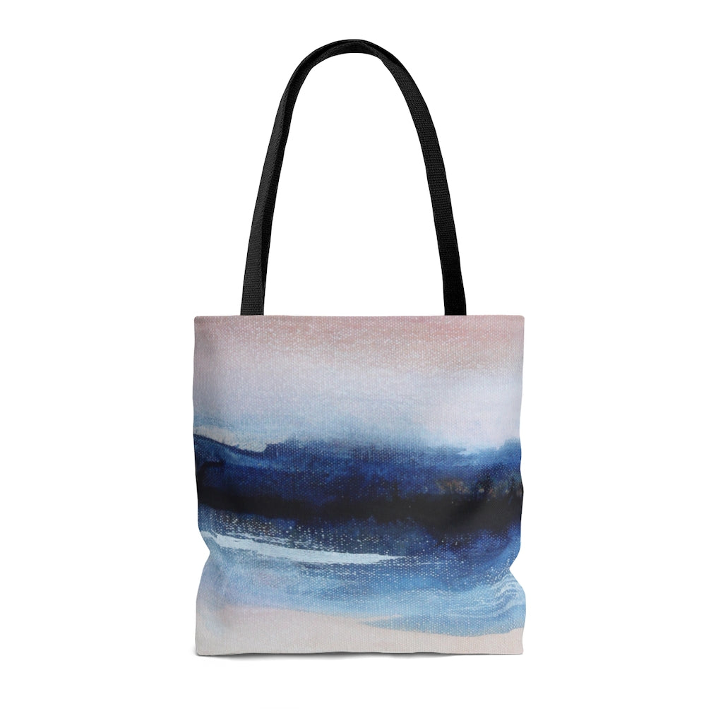 Tote Bag - Blush Meadow