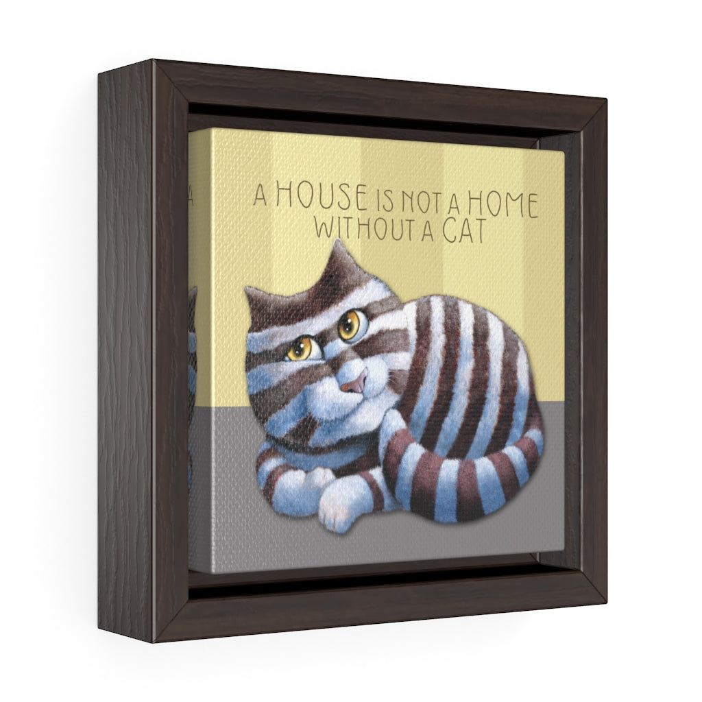 Framed Gallery Wrap Canvas - Waiting for You, Laura Seeley