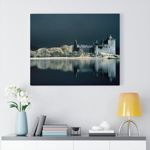 Gallery Wrap - Kilchurn Castle, Scotland, Pat Cahill