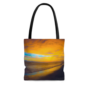 Tote Bag - Eternity of Gold, Joy Garafola