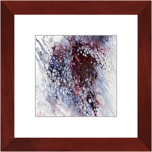 Framed Print - Purple Rain, Emilee Reed