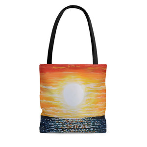 Tote Bag - He Shines, We Glisten, Joan Betts