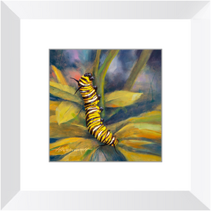 Framed Print - Caterpillar, Terry Houseworth