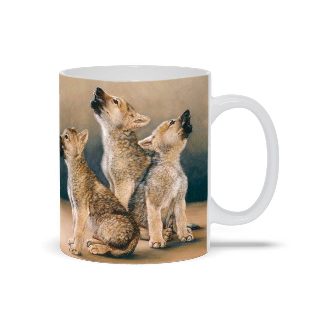 Mug - The Three Tenors, Carol Heiman-Greene