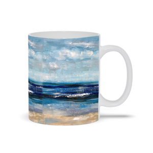 Mug - Stillness, Laurie Miller