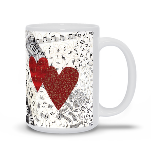Mug - Music of the Heart, Loretta Alvarado